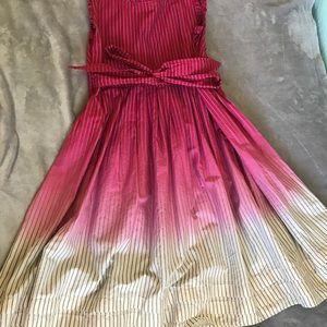 Converse Dresses - Ombré knee length dress